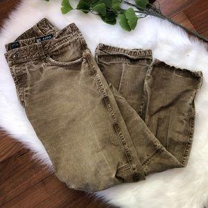 Kuhl | Men's RYDR Vintage Patina Dye Brown Jean